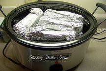 Crock Pot Cooking / by Patty Green
