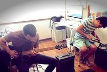 Ecoa - music project