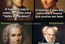 Sociedade pensamentos