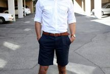 Men's look-book / Style I like