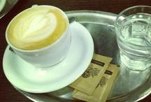 Příběhy z pražských kaváren / Nechte se inspirovat příběhy našich uživatelů při výběru kaváren v Praze.