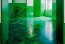 Interiors | walls + floors