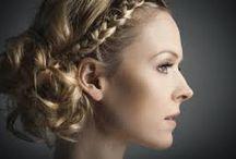 hair / braids and buns