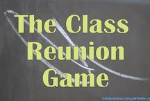 Class Reunion and Picnic ideas