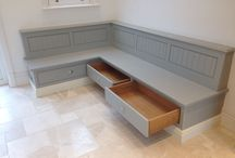 bench seat kitchen