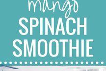 Smoothies  - Mango