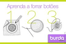 Dicas de Costura / Dicas de costura da #burdastyle