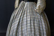 Historical fashions / Clothing, hair, jewelry and accessories from the past / by Mrs. Olson ~ kah