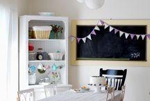 Blackberries & Bunting Styled by Melanie Beilner