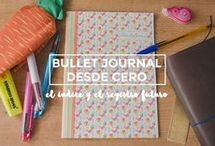 bullet journal español plantillas