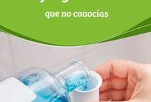 10 usos del enjuague bucal