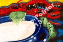 Calendrier 2014 Calendar - Îles de la Madeleine / Miniature des images des mois du calendrier 2014 sur le thème des Îles de la Madeleine / Thumbnails of the images of the 2014 calendar on Magdalen Islands.