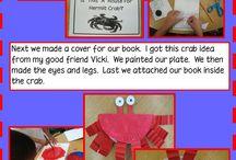 kindergarten literacy / by Patty Oliphant