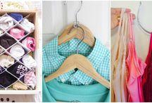Closet all set