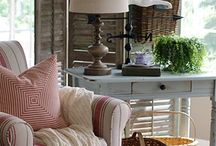 Country Cottage / Decorating Ideas for your Country Cottage Home