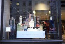 Regent Street Christmas Windows 2015