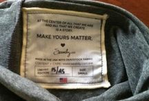 Made in the USA Fashion / products created and manufactured in the USA
