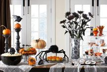 HALLOWEEN DECOR! / Super cool and festive Halloween decoration ideas!