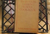 Vintage Cookbooks / by Black Fox Homestead
