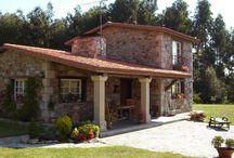 Casas rústicas / Arquitectura