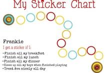 sticker charts