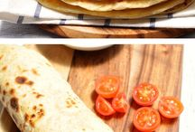 Flatbreads, Naan, Tortilla and Wraps