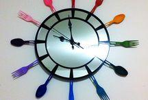 manualidades con cucharas plasticas