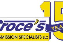 OUR BLOG / Auto Industry Tips, Insight and News so you can make informed auto repair and maintenance decisions. www.crocestrans.com / by Croce's Transmission Specialists
