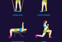 Poster ανθρώπινο σώμα - άσκηση