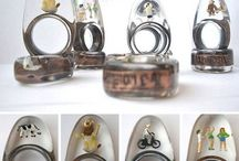 Deferent jewerly / by maryam-ht