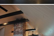 Attic Ideas / by Breeanna Schneider