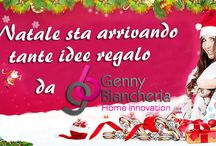 TANTE IDEE REGALO / www.gennybiancheria.it