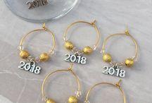 New Year Bead Craft