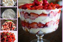 Desserts / by Roberta Saddler-Horn
