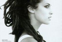 *{beauty}* girls with dreads ❤❤ / by Jo Wilson
