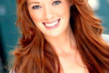 Red hair / by Deana Capps