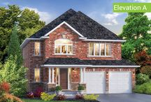 Glen Abbey Home Design / Single Home  2700 square feet + 4 Bedrooms
