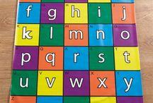 Bee-bot-and-blue-bot-alphabet-mat
