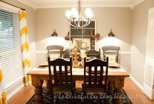 Dining rooms / by Linda Robertson