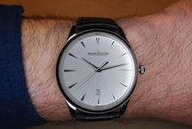 Jaeger-LeCoultre Master Ultra Thin Date Acero
