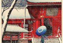 Estampes Japon