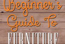 Bútorfelújítás / Furniture refinishing