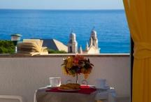 Welcome@Sant'anna / welcome BENVENUTI willcommen WELCOM bienvenue VELKOMMEN valkomna MILE WIDZIANE bem-vindo  @Residence Sant'Anna - Italy - Pietra ligure - Riviera delle Palme