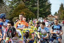 Tour du Pays d'Aigre (16) - 07/03/2015 - AC TOURAINE / Valentin Touzard de l'Avenir Cycliste Touraine au Tour du Pays d'Aigre - 07 mars 2015