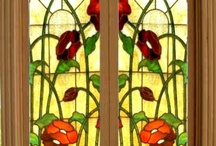 Glass Art / Glass, mocaic, stained glass, painted glass