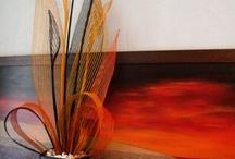 Harakeke / Art weaving