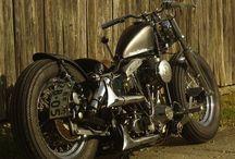 Bobbers and bikes / Custom bobbers