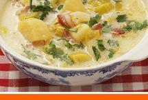Lauch Kartoffelsuppe