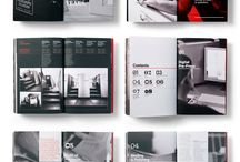 brochures GD / inspiration gor Graphic ll