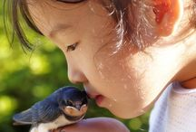 CHILDren / From different parts of the world, but with so many things in common... Innocence Love Solidarity Purity Sweetness Sincerity.